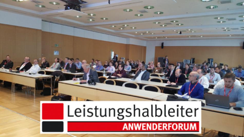 Am 22. und 23. November 2017 kamen über 220 Teilnehmer, Aussteller und Referenten zum Anwenderforum Leistungshalbleiter. Nächstes Jahr wird es am 7. und 8. November 2018 stattfinden.