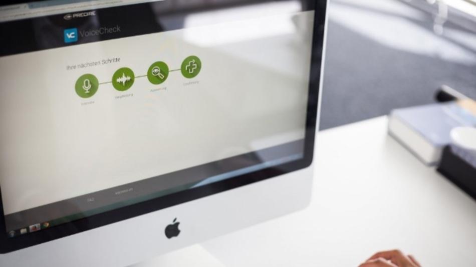 Sich online zu bewerben ist Standard. Eine Sprachanalyse könnte die Zukunft sein.