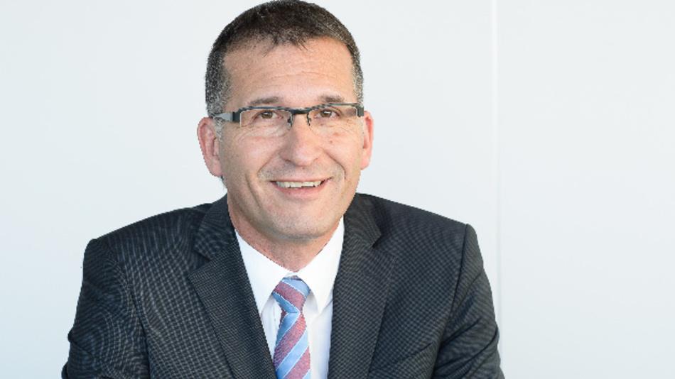 Reto Bolt, COO Geschäftsbereich Hochfrequenz der Huber+Suhner AG
