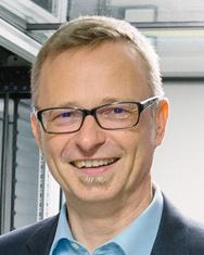 Dr. Michael Sandhoff, Chief Technology Officer der Cema