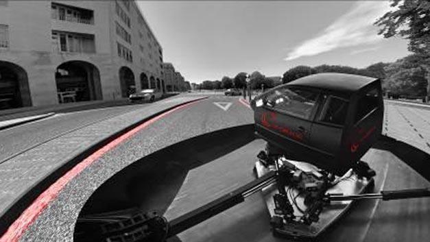 Honda R&D setzt ab 2018 eine neue Fahrsimulator-Technologie ein.