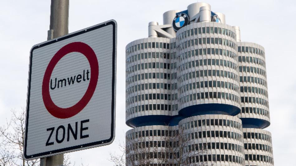 BMW weist Manipulationsvorwürfe zu Abgaswerten zurück.