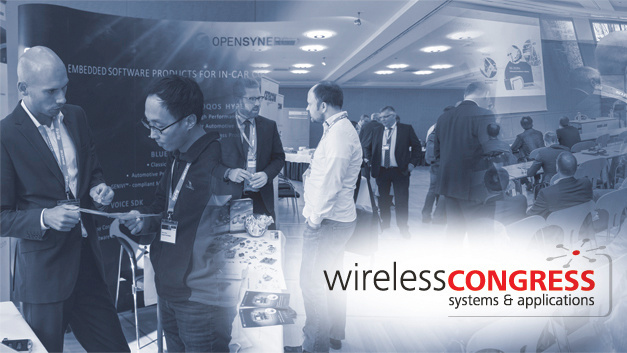 Wireless Congress 2017 in München