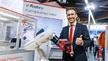 Melfa Cobot von Mitsubishi auf der SPS IPC Drives 2017