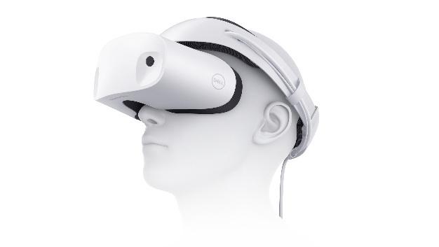 AR-Headsets werden zur gängigen Kopfbedeckung, glaubt Dell.