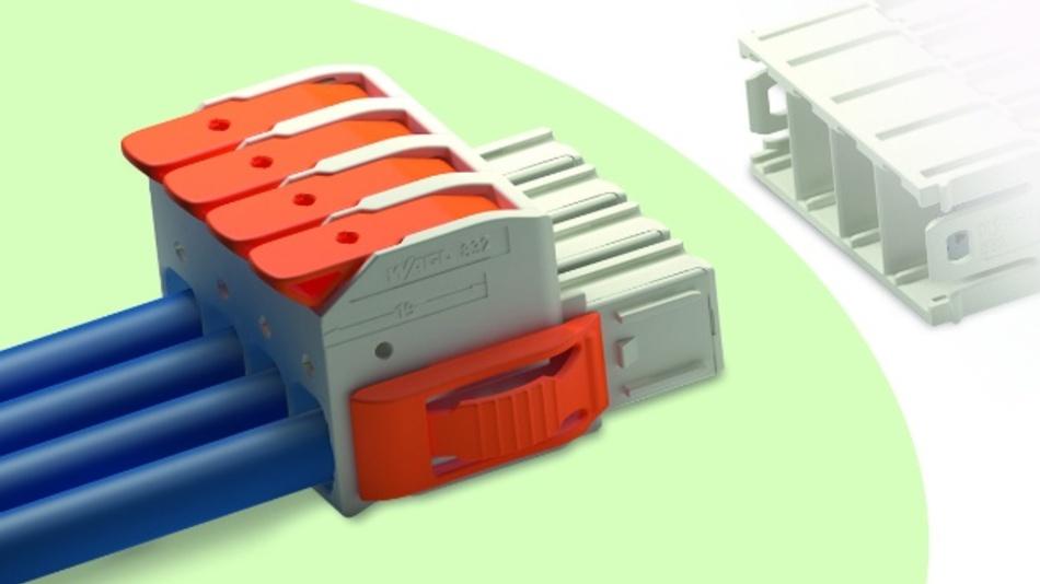 Leiterplatten-Steckverbinder mit Hebel