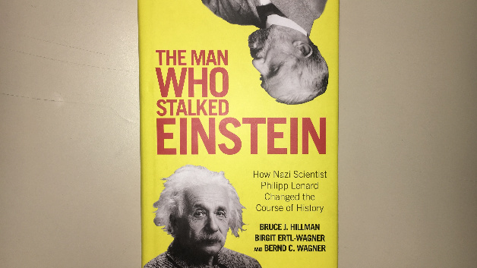 The Man who stalked Einstein. How Nazi Scientist Plilipp Lenard Changed the Course of History.  Von Bruce J Hillman, Birgit Ertl-Wagner und Bernd C. Wagner. Guilford, Connecticut 2015, 212 Seiten.  ISBN 978-1-4930-1001 (Hardcover) ISBN 978-1-4930-1569-6 (ebook)