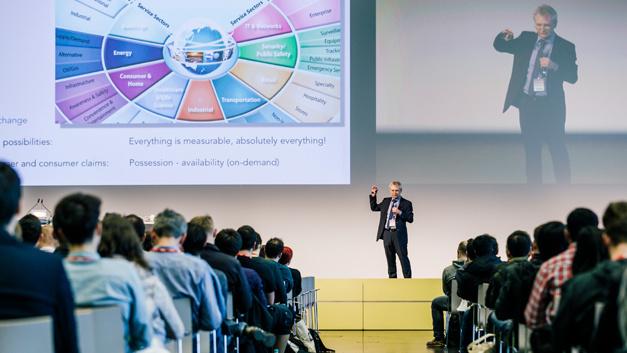 Prof. Dr. Matthias Sturm, Conference Chair