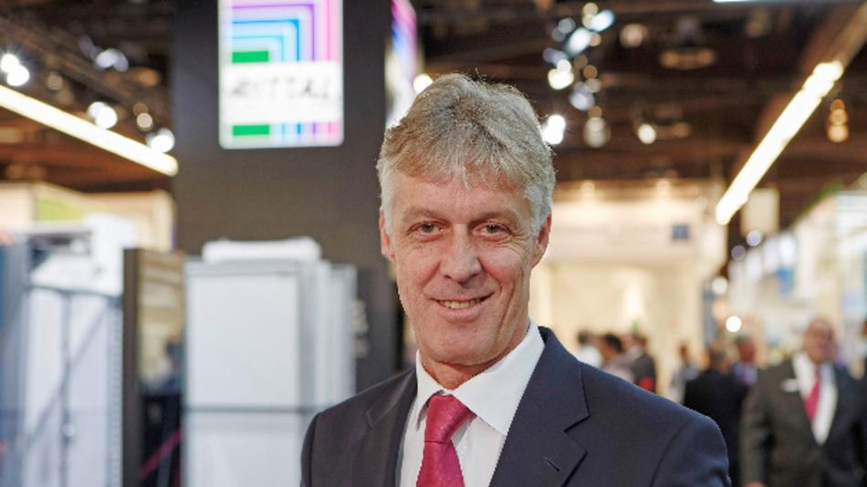 Dr. Thomas Steffen, Geschäftsführer Forschung und Entwicklung, Rittal