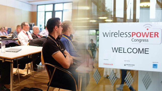 21. und 22. März 2018:  Wireless Power Congress der Elektronik in München
