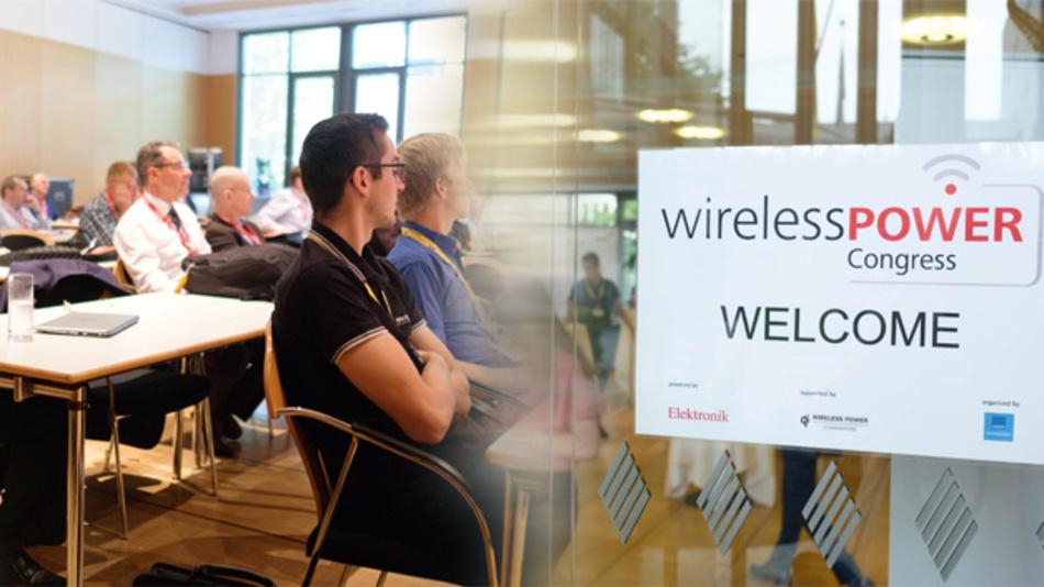 21. und 22. März 2018:  Wireless Power Congress der Elektronik in München