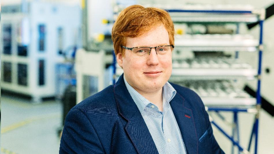 Taavi Madiberk, CEO von Skeleton Technologies