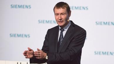 Klaus Helmrich von Siemens