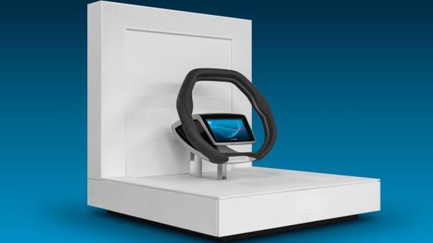 ZF bereit für autonomes Fahren: Neues Lenkrad-Konzept mit ...