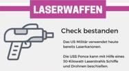 Star Wars Technik Check - Laserwaffen