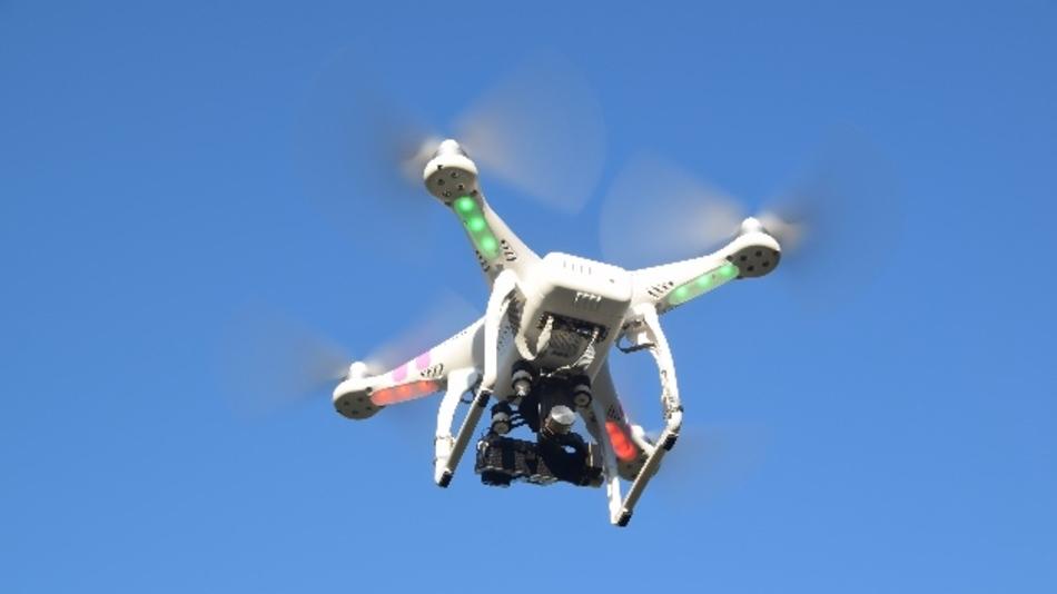 Drohnen gegen Überstunden? Japan versucht es.