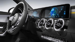 New Mercedes A-Class as playing field for Nvidia