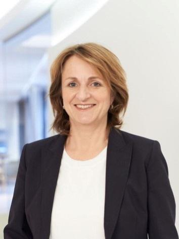 Astrid Aupperle,  Leiterin Gesellschaftliches Engagement bei Microsoft Deutschland.