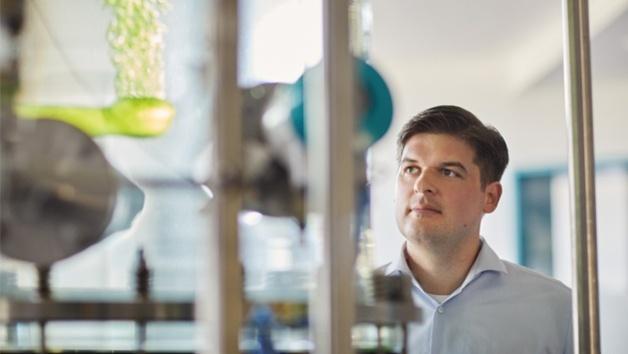 Erfinder des Jahres 2017 Dr. Benjamin Lutz