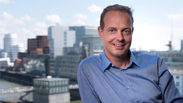 Bernd Groß ist einer der Gründer der Cumulocity GmbH mit Sitz in Düsseldorf.