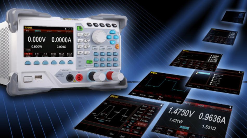 Rigols elektronische Last Serie DL3000