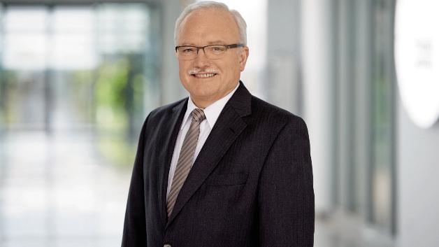 Dr. Heinz Wesch, langjähriger Geschäftsführer von Phoenix Contact