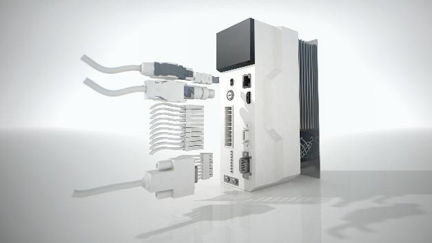 Umfassendes Steckverbinder-Programm