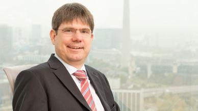 Georg Mackenbrock , Geschäftsführer DMRZ