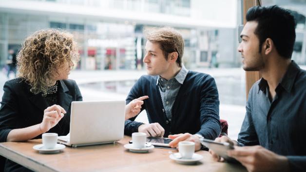 Polycom Studie Zum Home Office Millennials Kampfen Gegen Vorurteile