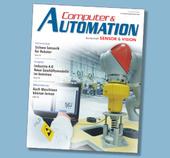 Computer&AUTOMATION Sonderheft Sensor & Vision 2018