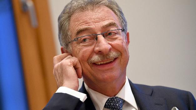 Dieter Kempf, BDI: »Ich bin optimistisch, dass wir einen deutlich schnelleren Ausbau der Netze hinbekommen. Dafür muss die Politik aber nun handeln.«