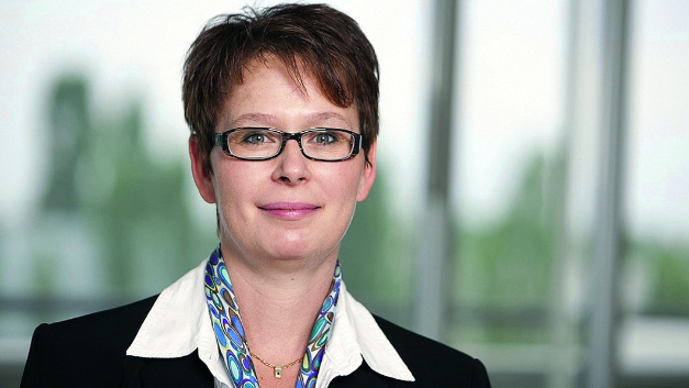 Manuela Gutmann, Division Managerin Connector Solutions bei Yamaichi Electronics