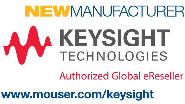 Mouser unterzeichnet globales Abkommen mit Keysight Technologies