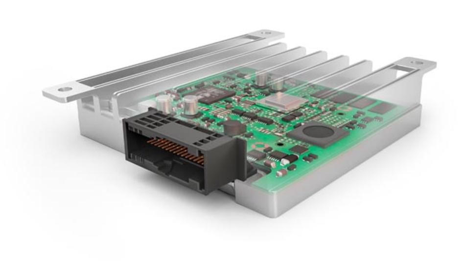 Die Assisted & Automated Driving Control Unit ist ein Zentralrechner, die als Plattform für komplexe Umfeldmodelle dient.