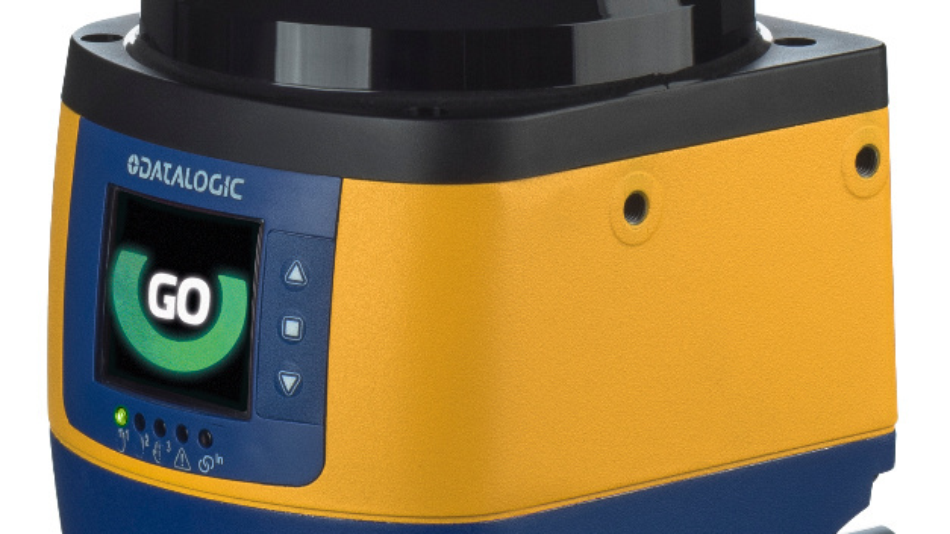 In Fahrzeuge einbauen lässt sich der Laserscanner »Laser Sentinel SLS-B5« von Datalogic.