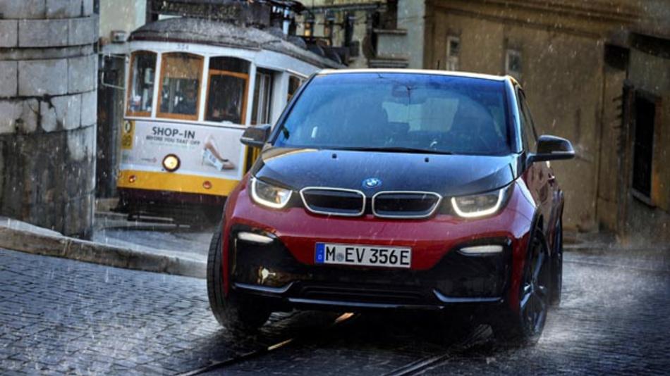 BMW hat für den i3s ein neues Traktionssystem entwickelt, das künftig auch in Modellen mit Verbrennermotor zum Einsatz kommen soll.