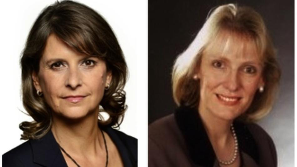 Dr. Regina Klakow-Franck (links) und Dr. Andrea Lietz-Partzsch (rechts)