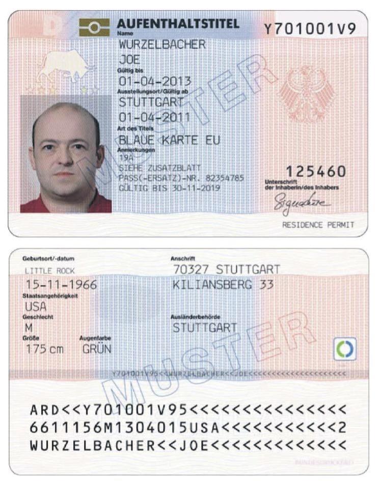 Begeht bei Indern: Die Blue Card gewährt Fachkräften ein Aufenthalts- und Arbeitsrecht in Deutschland.