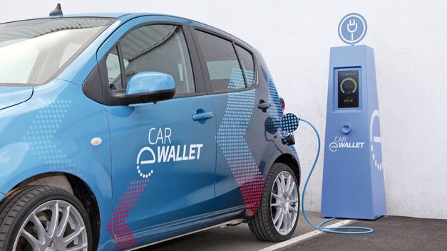 Car eWallet soll Carsharing in Zukunft kinderleicht machen.