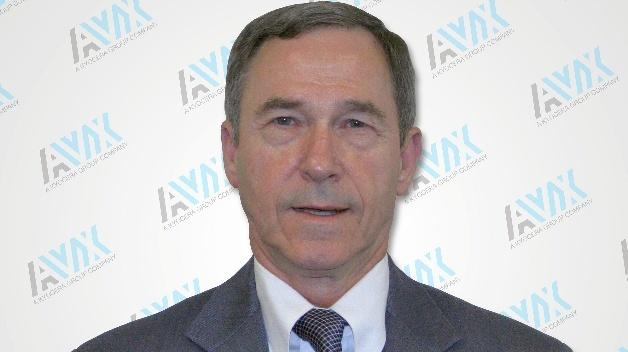 John Sarvis, President und CEO der AVX Corp.