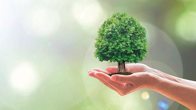 Cradle-to-Cradle-Modell für umweltgerechtere Produktentwicklung.