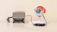 RGB-LED-Lichtquellenmodul