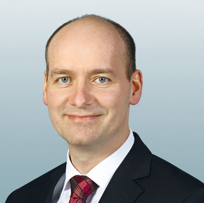 Dr. Thomas Beier, Leiter der Business Unit Device Connector Solutions bei Phoenix Contact
