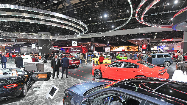 Die North American International Auto Show (