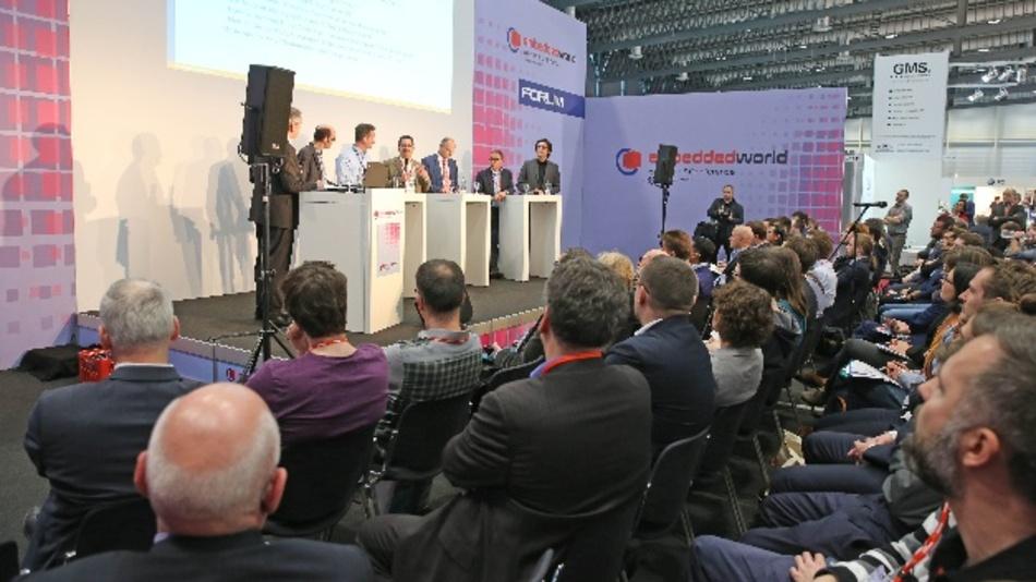 Die Podiumsdiskussion findet im Ausstellerforum in Halle 4, Stand 4-428, statt.
