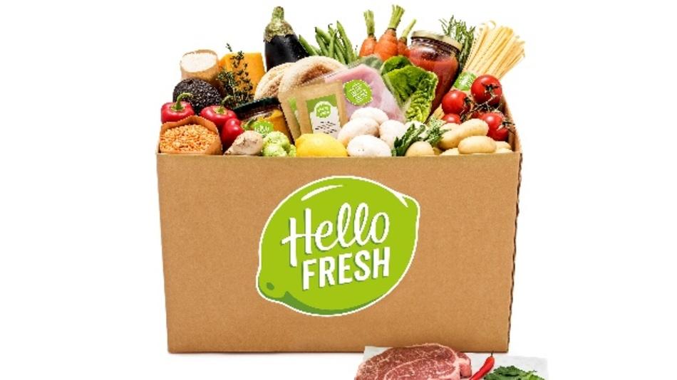 Finanzinvestoren lieben E-Commerce: Der Kochboxlieferant HelloFresh bekam durch seinen Börsengang 268 Millionen Euro.