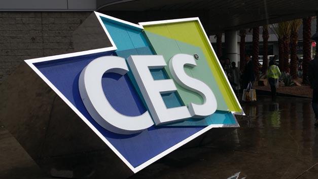 Die Consumer Electronics Show öffnete vom 09. bis 12.01.18 in Las Vegas ihre Pforten.