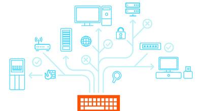 Die zunehmende Vernetzung und Digitalisierung der Medzin-EDV öffnet auch Unbefugten den Zugang zu sensiblen Daten.