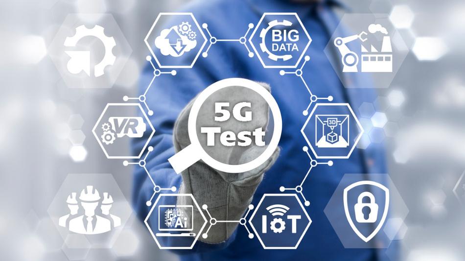 Die Anforderungen und Erwartungen an 5G sind hoch - auch für den Test.