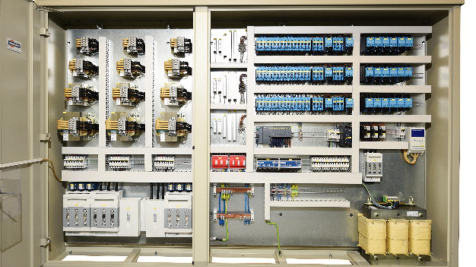 Beim neuen Regler FLOW-R kommt gängige Transformatortechnik zum Einsatz.